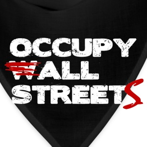 Occupy All Streets Shirt - On Sale Today! - Bandana