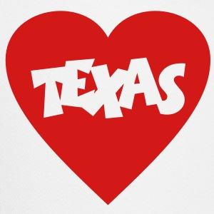 I Love Texas Kid's T-Shirt - Trucker Cap