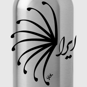 iran_design_lion_hair T-Shirts - Water Bottle