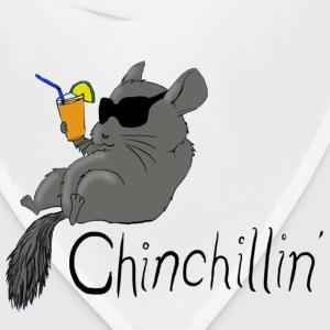 Chinchillin T-Shirts - Bandana
