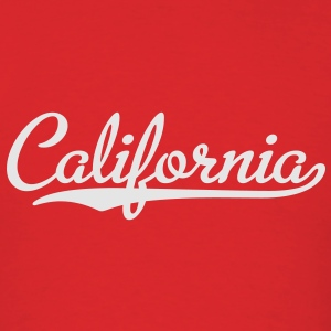 California Hoodie - Men's T-Shirt