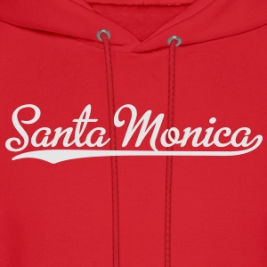 Santa Monica Women's T-Shirt - Men's Hoodie
