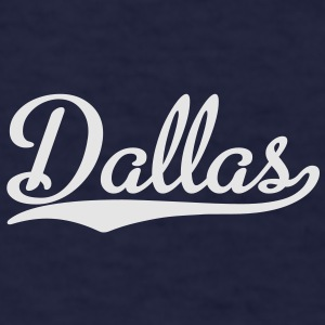 Dallas Baseball Cap - Men's T-Shirt