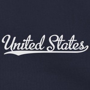 United States Baseball Cap - Men's Zip Hoodie