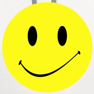 smiley1 T-Shirts - Contrast Hoodie
