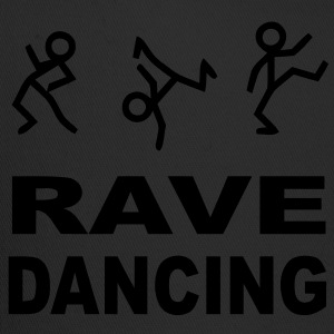 Rave Dancing T-Shirts - Trucker Cap