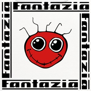 Fantazia Square Smiley T-Shirts - Contrast Hoodie
