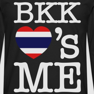 BKK Loves Me T-Shirts - Men's Premium Long Sleeve T-Shirt