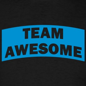 Team awesome - Men's T-Shirt