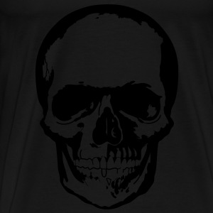 Skull dark Bags  - Men's Premium T-Shirt