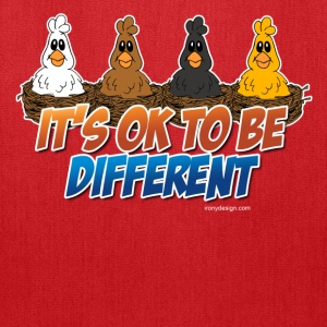 It's OK To be Different - Tote Bag