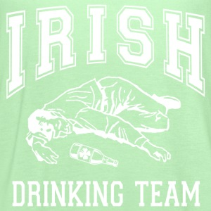 Irish Drinking Team - Women's Flowy Tank Top by Bella