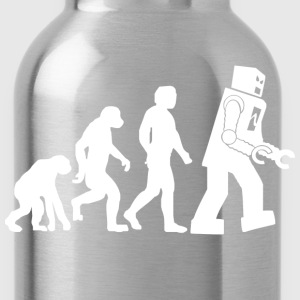 Big Bang Theory Evolution - Water Bottle