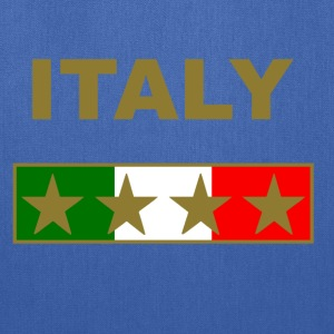 italy_gold_four_Stars Hoodies - Tote Bag