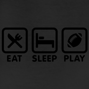 Eat Sleep Play Football / Rugby T-Shirts - Leggings