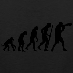 Evolution of boxing Hoodies - Men's Premium Tank