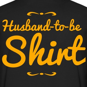 husband to be shirt T-Shirts - Men's Premium Long Sleeve T-Shirt