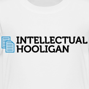 Intellectual Hooligan 2 (dd)++ Kids' Shirts - Toddler Premium T-Shirt