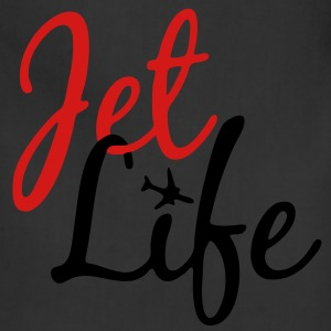 Jet Life Zip Hoodies/Jackets - stayflyclothing.com  - Adjustable Apron