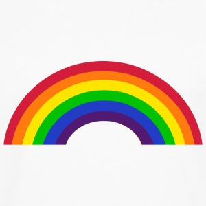 Rainbow Women's T-Shirts - Men's Premium Long Sleeve T-Shirt