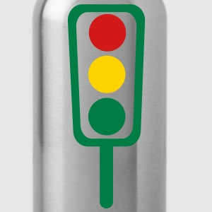 Traffic light T-Shirts - Water Bottle