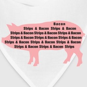 Bacon Strips - Bandana