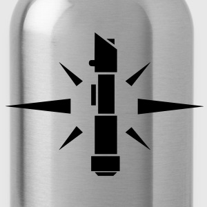 1 Logo - Star Wars The Old Republic - Jedi Knight - Glow - Water Bottle