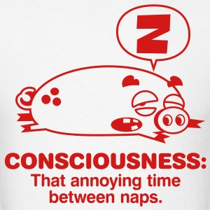 Consciousness 1 (1c)++ Hoodies - Men's T-Shirt