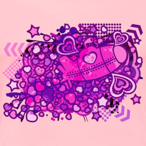 Romance_On_A_Submarine - Women's Premium T-Shirt