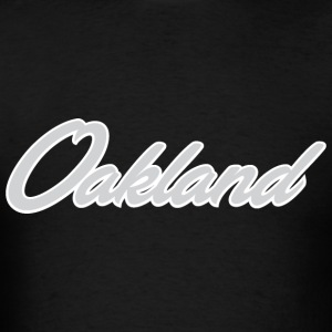 Oakland - Men's T-Shirt