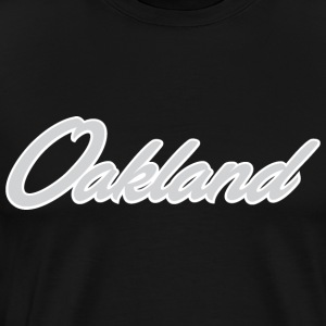 Oakland - Men's Premium T-Shirt