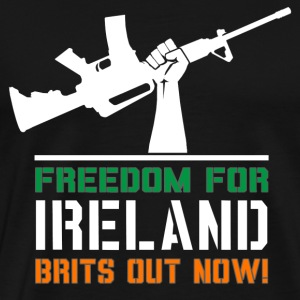 Freedom for Ireland! - Men's Premium T-Shirt
