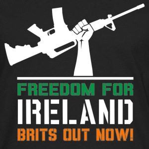 Freedom for Ireland! - Men's Premium Long Sleeve T-Shirt