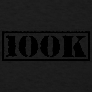 Top Secret 100K Caps - Men's T-Shirt