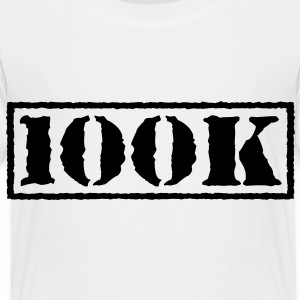 Top Secret 100K Kids' Shirts - Toddler Premium T-Shirt