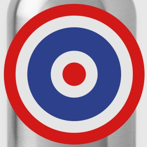 Thai Roundel Target Flag - Water Bottle