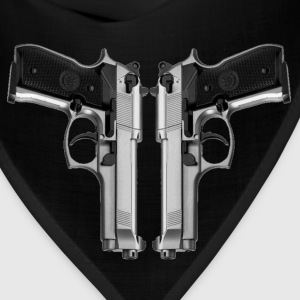 Double Hand Guns - Bandana