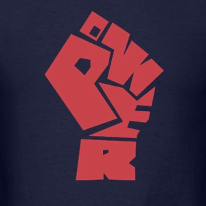Power Crewneck - Men's T-Shirt