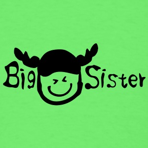 Big sister Baby Short Sleeve One Piece - Men's T-Shirt