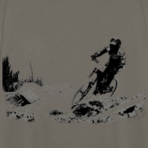 Single track - Men's Premium Long Sleeve T-Shirt