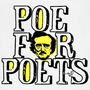POE FOR POETS - Adjustable Apron
