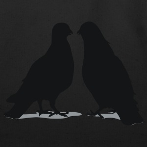 Valentines Dove Couple_2_2c T-Shirts - Eco-Friendly Cotton Tote