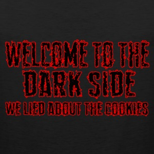 welcome to the dark side - Men's Premium Tank