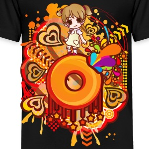 Yummy_Doughnut - Toddler Premium T-Shirt