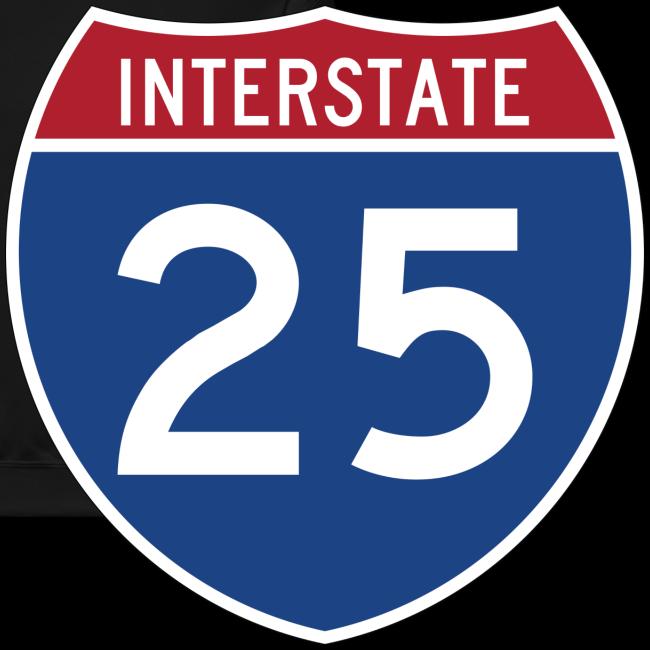 Interstate 25 - Mens