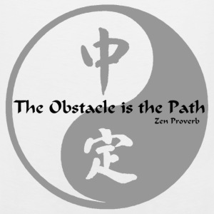 Yin Yang – The Obstacle  - Men's Premium Tank