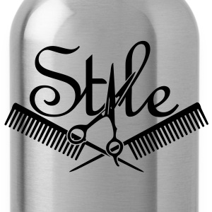 hair style (1c) Bags  - Water Bottle