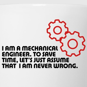 I Am A Mechanical Engineer 5 (2c)++ Women's T-Shirts - Coffee/Tea Mug