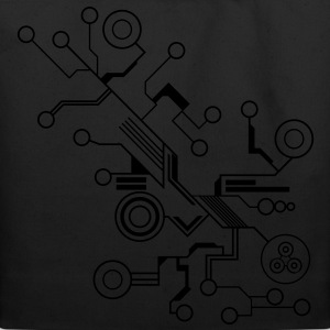 Circuit HD VECTOR T-Shirts - Eco-Friendly Cotton Tote