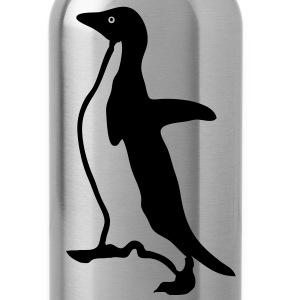 Socially Awkward Penguin T-Shirts - Water Bottle